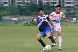 日本小將結束台灣之旅 獨進兩球留美好回憶