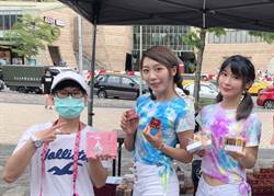 女團義助粉絲創業夢 怪怪系女孩市集賣餅乾