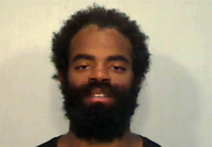 前道奇隊外野手托里斯因非法入侵而被捕。(美聯社資料照)