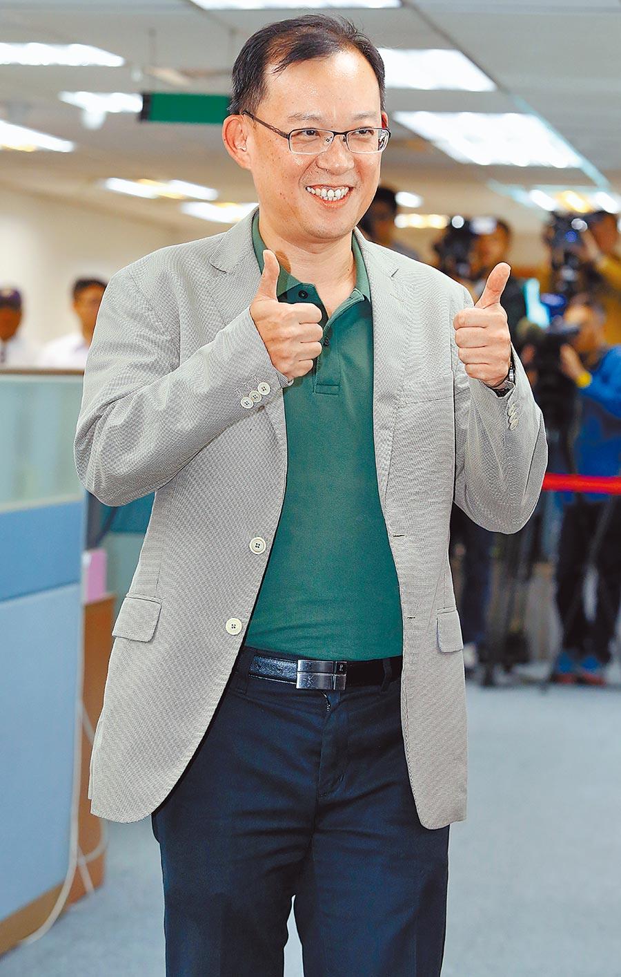 中興大學國際政治研究所教授陳牧民,確定將出任駐印度公使。(本報資料照片)