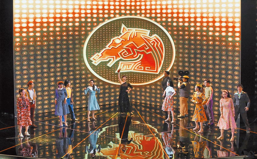 「三金」首次連3個月舉辦。圖為去年金馬獎開場演出。(本報資料照片)
