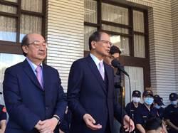 國民黨佔領立院 立法院長游錫堃回應了