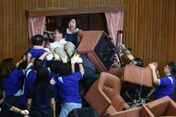 藍軍突襲議場 蔡正元大讚4點:初試啼聲的戰役可圈可點
