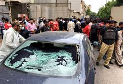 影》火力驚人!槍手恐攻掃射巴基斯坦證交大樓 至少7死