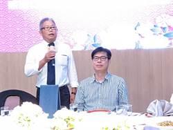 李眉蓁公布競選團隊人事 陳其邁回應尊重及恭喜
