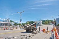 花蓮尚志橋 預計明早開放通車