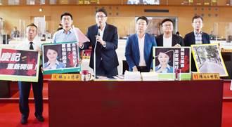 市議員質疑不重視治安 盧秀燕:非常重視