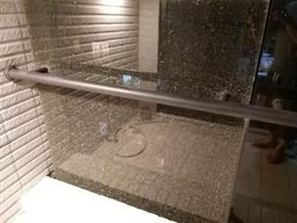 竹北住戶血淚史 陽台玻璃「自爆墜樓」 建商稱過保不賠
