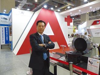 旭陽引進高階工具機 研製三高產品