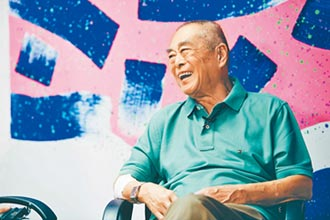 蕭勤85歲壽辰 全球回顧展起跑