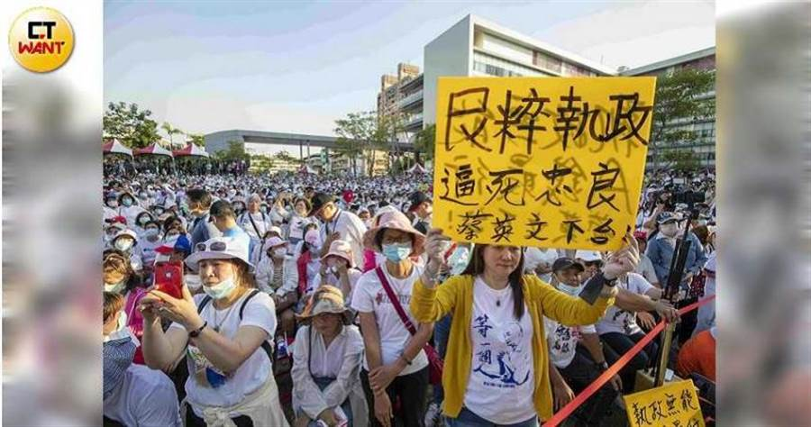 前高雄市長韓國瑜引領的「韓流」,對市長補選仍有關鍵影響力。(圖/宋岱融攝)