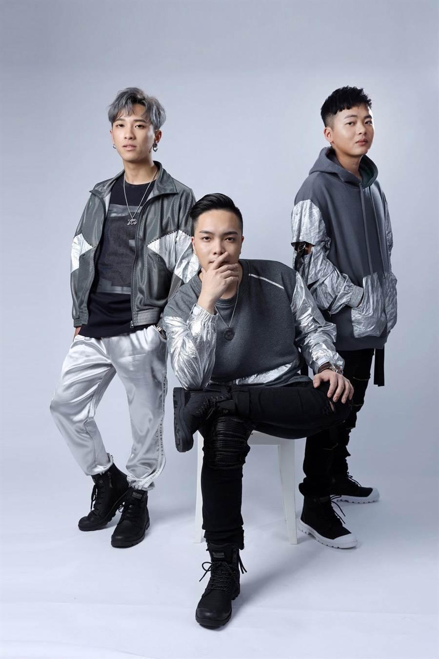 電音創作男團「Xunday」近日推出新歌。(尬音樂提供)