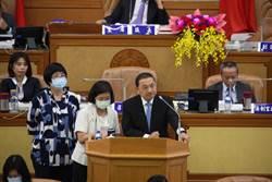 國民黨團攻佔立院議場 侯友宜無奈回應