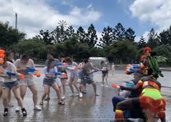 酷涼消暑 六福村推全台最大冰霧派對