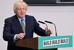 強森沒有直接拒絕華為 只說必須保護關鍵的國家基建