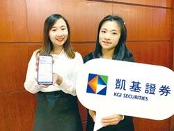 鼓勵投資理財 凱基證券開戶贈優惠券