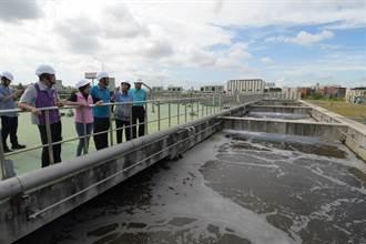 最美水資中心 彰化山櫻花意象獲綠建築雙認證