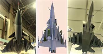 印度同步研發3款戰鬥機 力拚4年完成