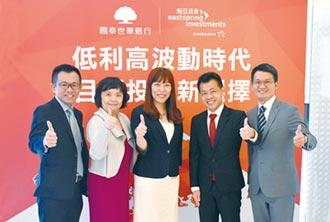 瀚亞國泰世華 合推2030目標日期基金