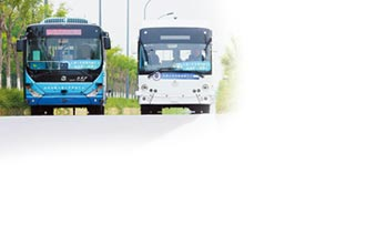 無人駕駛智慧公車 線路全長28km