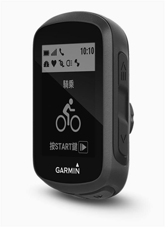SOGO忠孝館Garmin Edge 130自行車衛星導航,搭配三倍券上路,7月15日至26日,原價5990元、特價3000元。(SOGO提供)