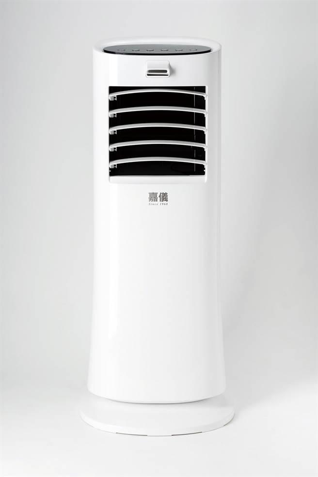 SOGO忠孝館、復興館嘉儀水霧扇,原價5800元、特價3980元。(SOGO提供)