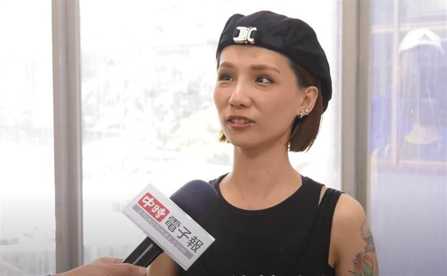 髮型師凱湘認為,義剪不是做善事,只是將自己所學,用在需要的人身上。(照片/范佐意 拍攝)