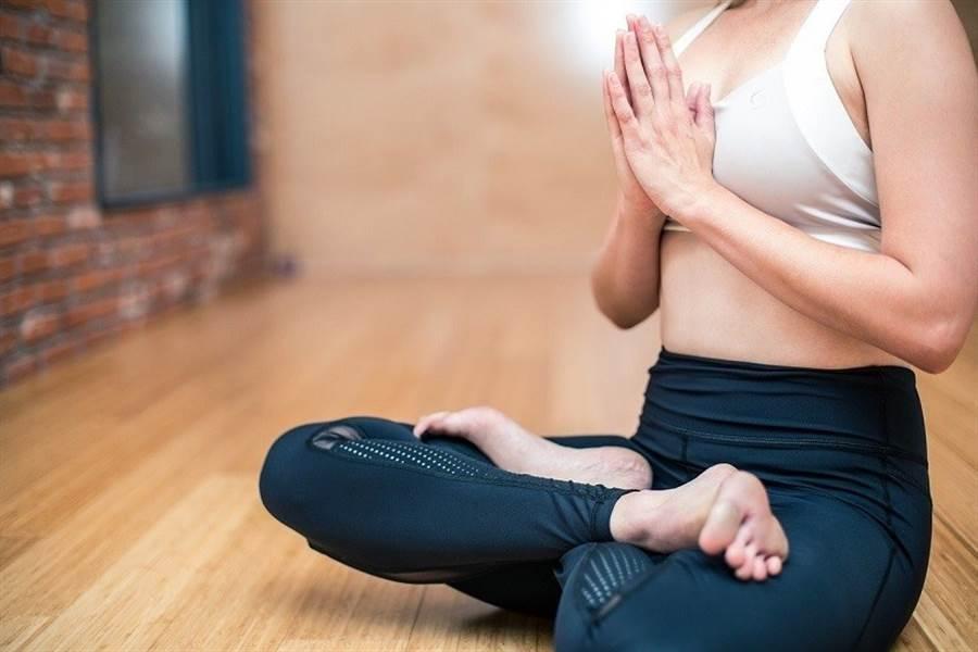 呼吸法源自於瑜伽,是冥想靜坐時的重要功課。(圖片來源:Pixabay)