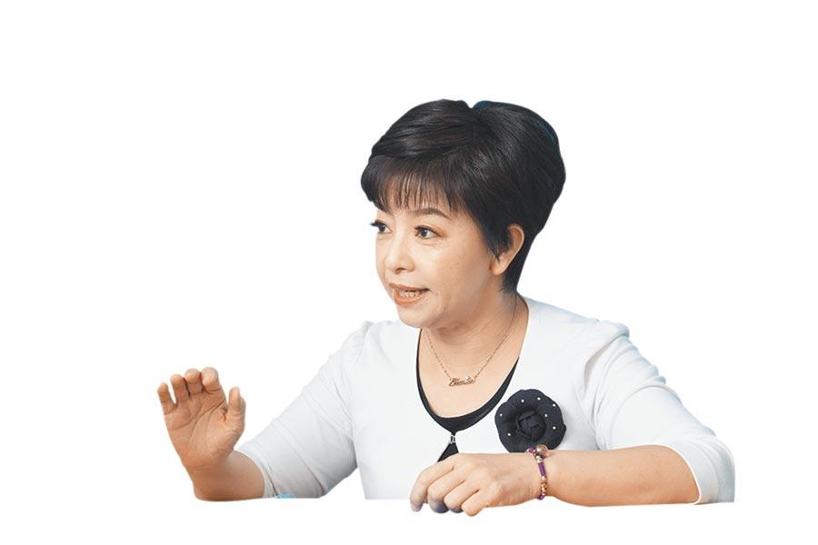 保德信人壽首席壽險顧問陳玉婷。圖/保德信人壽提供
