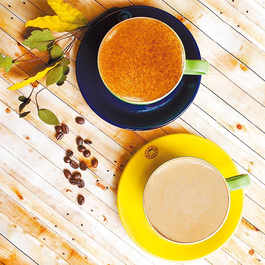 西雅圖販售防彈奶茶、防彈可可等,160元。(示意圖,西雅圖咖啡提供)