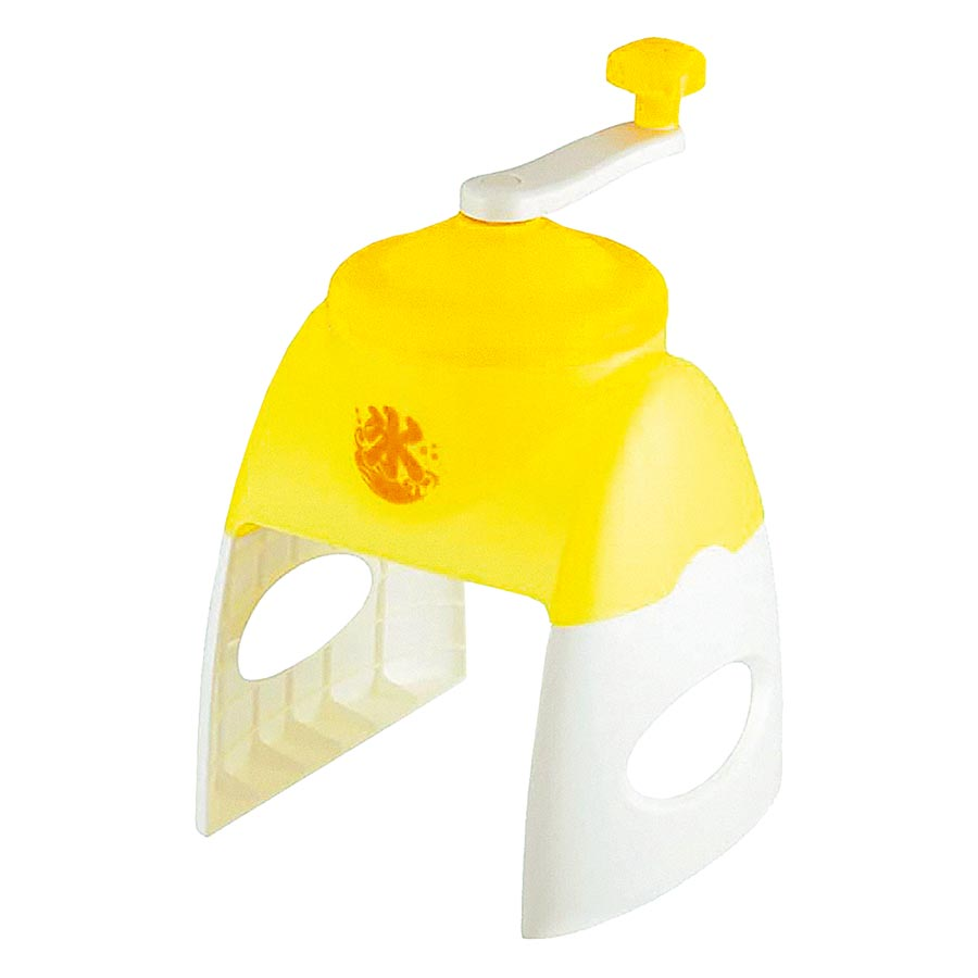 元氣黃手動剉冰機,490元。(台隆手創館提供)