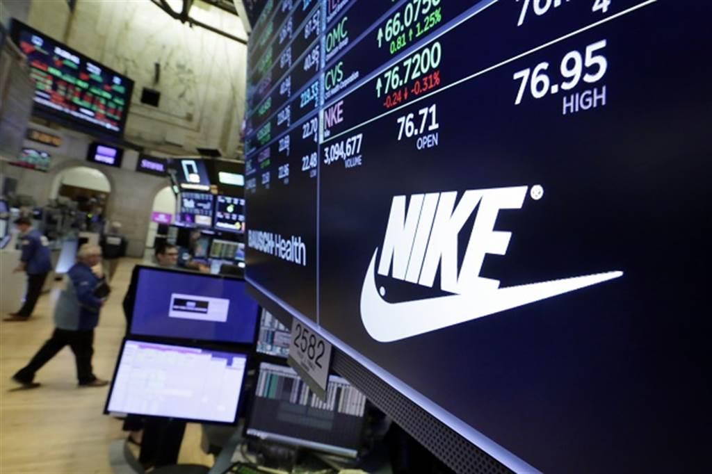 績優股遇到倒楣事!由Nike最慘的1季 算出豐泰關鍵價。(美聯社資料照)