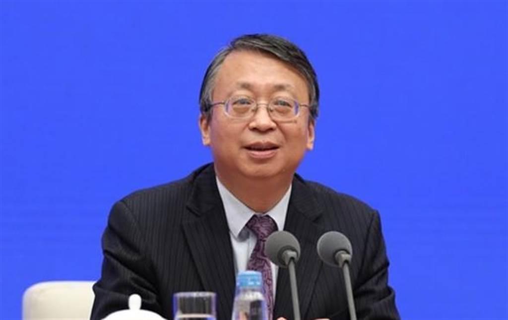 大陸全國人大常委會法工委主任沈春耀。(中國新聞網)