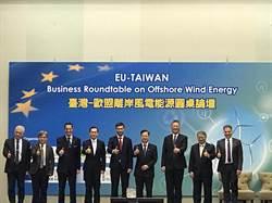 歐盟離岸風電圓桌會議 台中港產業園區規畫受矚目