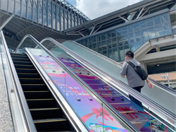 台中購物節開「買」啦!車站及公車宣傳催買氣