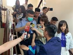 香港《國安法》被質疑管太寬 柯文哲僅嘆氣未正面答覆