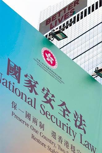 回應港版國安法 蔡英文:民進黨用實際行動援港