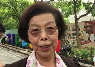 陈菊提名争议 监察院长张博雅:不能批评
