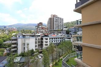新北房價買進台北市 北投高綠覆環境吸引自住客