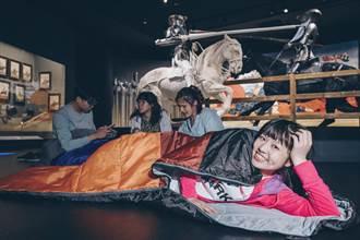 奇美博物館禁區解放 首辦夜宿實境遊戲