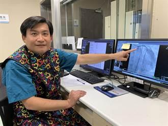 35歲工程師每天半包菸 續發性心肌梗塞醫搶救