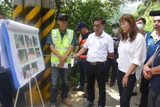 省道台16線拓寬工程 預計2026年完成