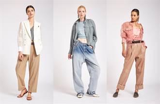 Brunello Cucinelli 2020春夏透明系女裝,打造夏日空氣感美人