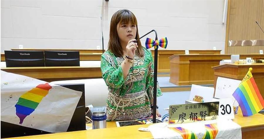 雲林地方人士表示,廖郁賢靠著號召年輕北漂族回鄉投票當選,但2年多來問政方式頗具爭議。(圖/報系資料照)