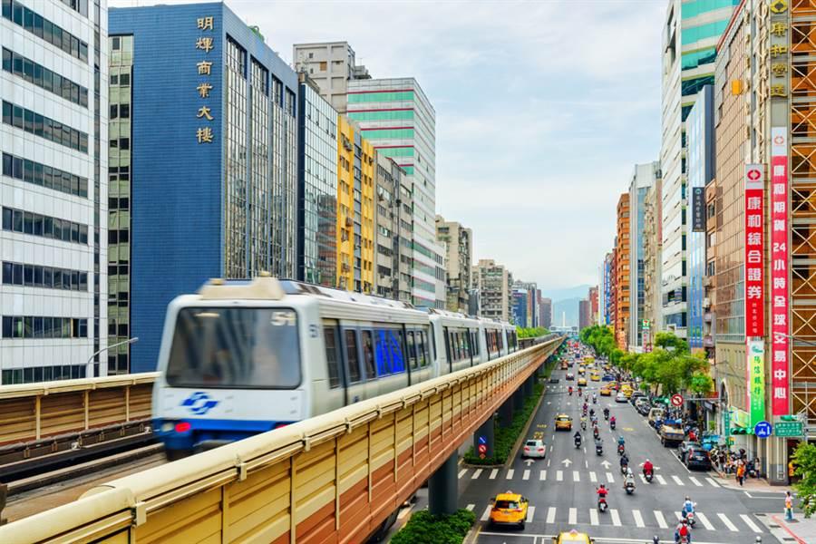 台北捷運最爛轉乘站?網一面倒吐槽:又熱又遠(示意圖/達志影像)