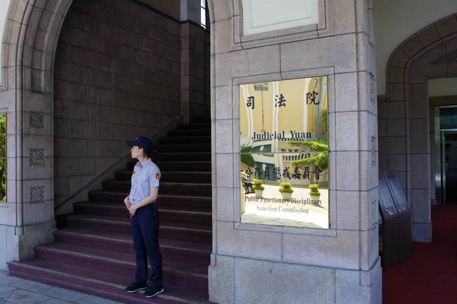 監察院調查曲棍球案約詢檢察官,陳隆翔始終受嘲諷。(本報資料照)