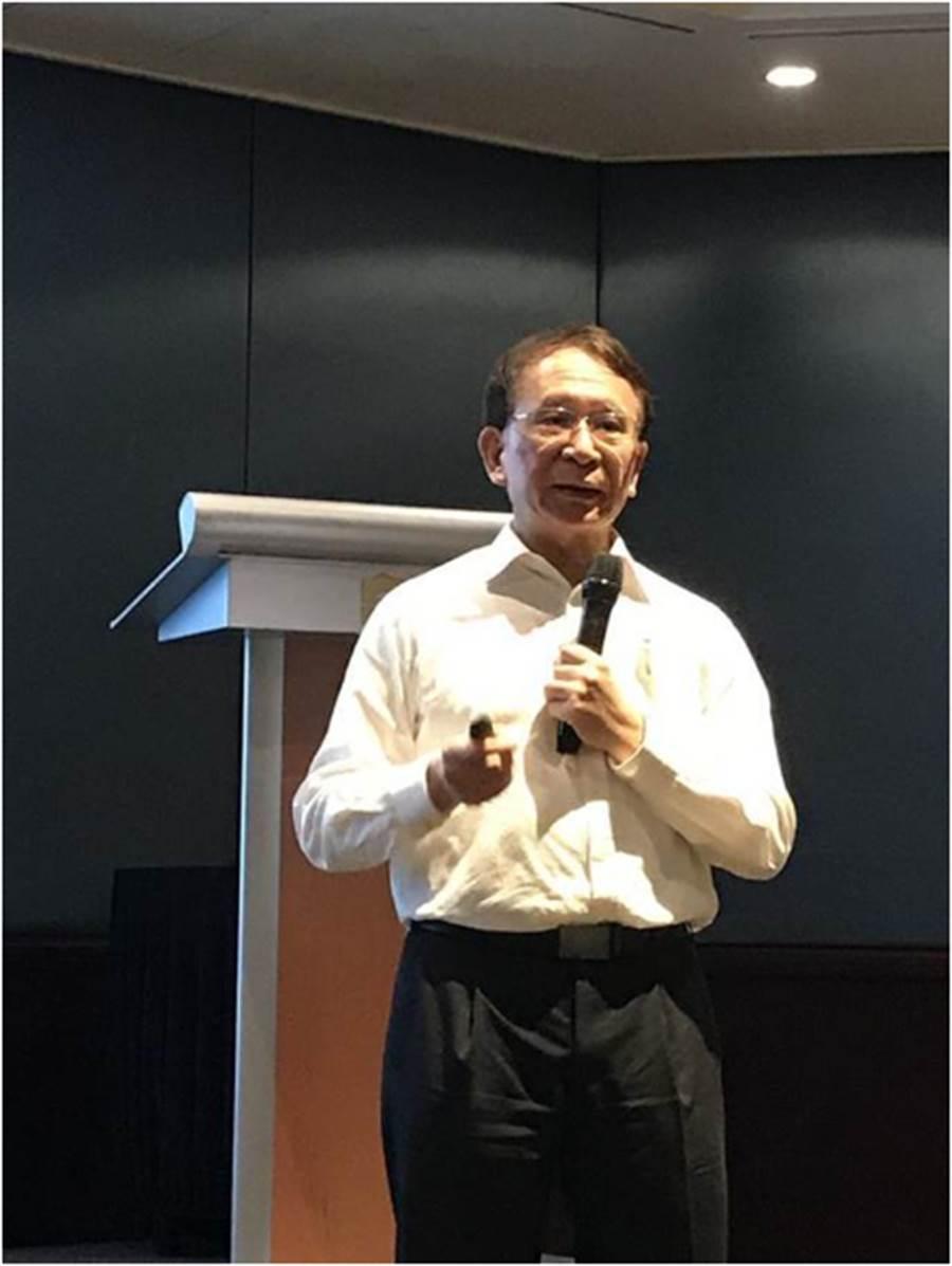 (晟德董事長林榮錦表示,五年內將打造7-8家獨角獸公司。)