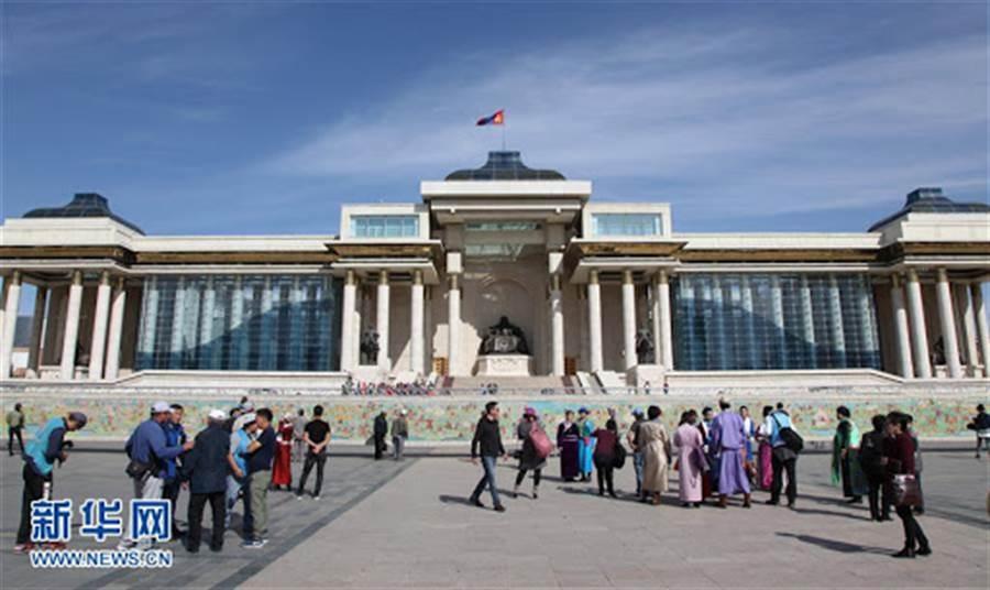蒙古首都烏蘭巴托。(新華社)