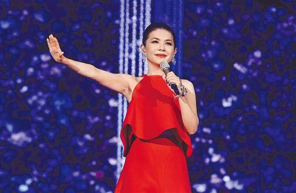 张清芳与老公宋学仁15年婚姻划句点 。(图/中时资料照)