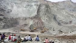 影》緬甸玉石場崩塌狂瀉 「1分鐘人都消失了」 逾百礦工喪命